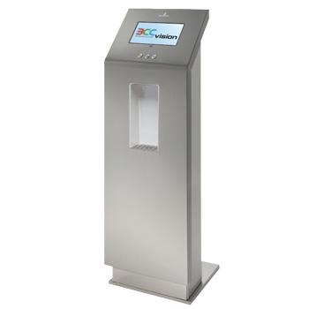 Woda w miejscach publicznych - Blupura BCC Vision