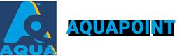 AquaPoint - Logotyp serwisu dystrybutorów do wody i kawomatów